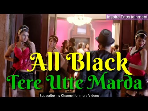 All Black Song with Lyrics, Kaali Kaali Aineka Paa Kaale Kaale Shoes Song with lyrics,Punjabi Status
