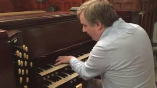 Suite du Premier Tory -  Improvised Prelude, Aria and Toccata on a theme hummed by David Cameron YouTube Thumbnail