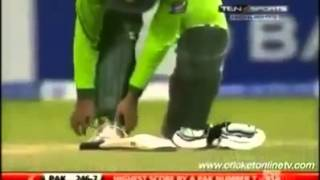 Abdul razaq vs south africa best performance ever