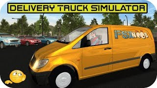 Delivery Truck Simulator - Sad Simulator Gameplay PC HD