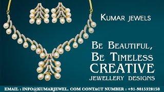 Fashion Earrings from Kumar Jewels - +91-9815328158