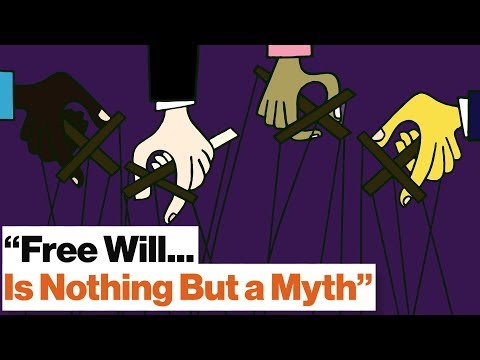 Why You Don't Have Free Will: Your Breakfast Food, Biology, and Culture | Robert Sapolsky
