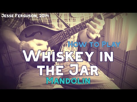 "How to Play ""Whiskey in the Jar"" (Mandolin)"