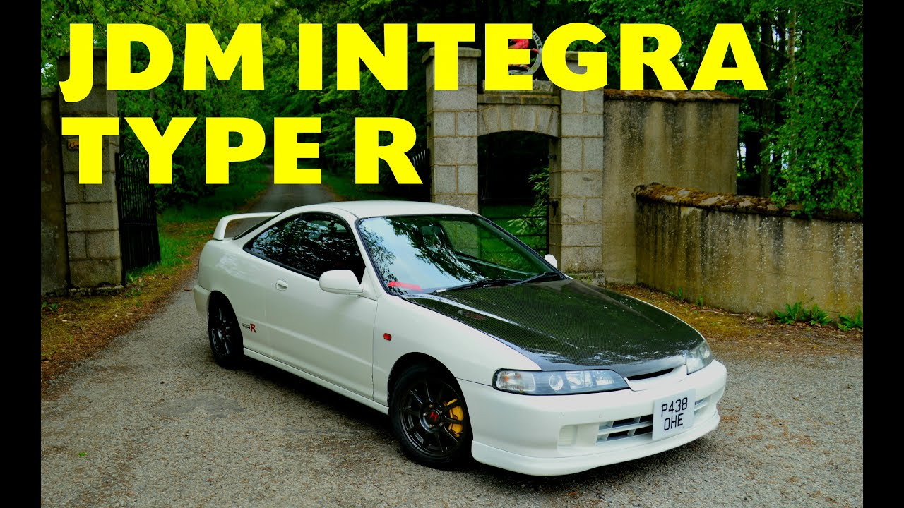 1996 jdm honda integra type r - owners review - youtube
