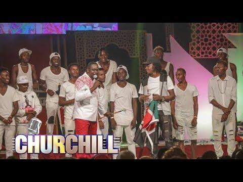 Churchill Show 'Champions Edition'