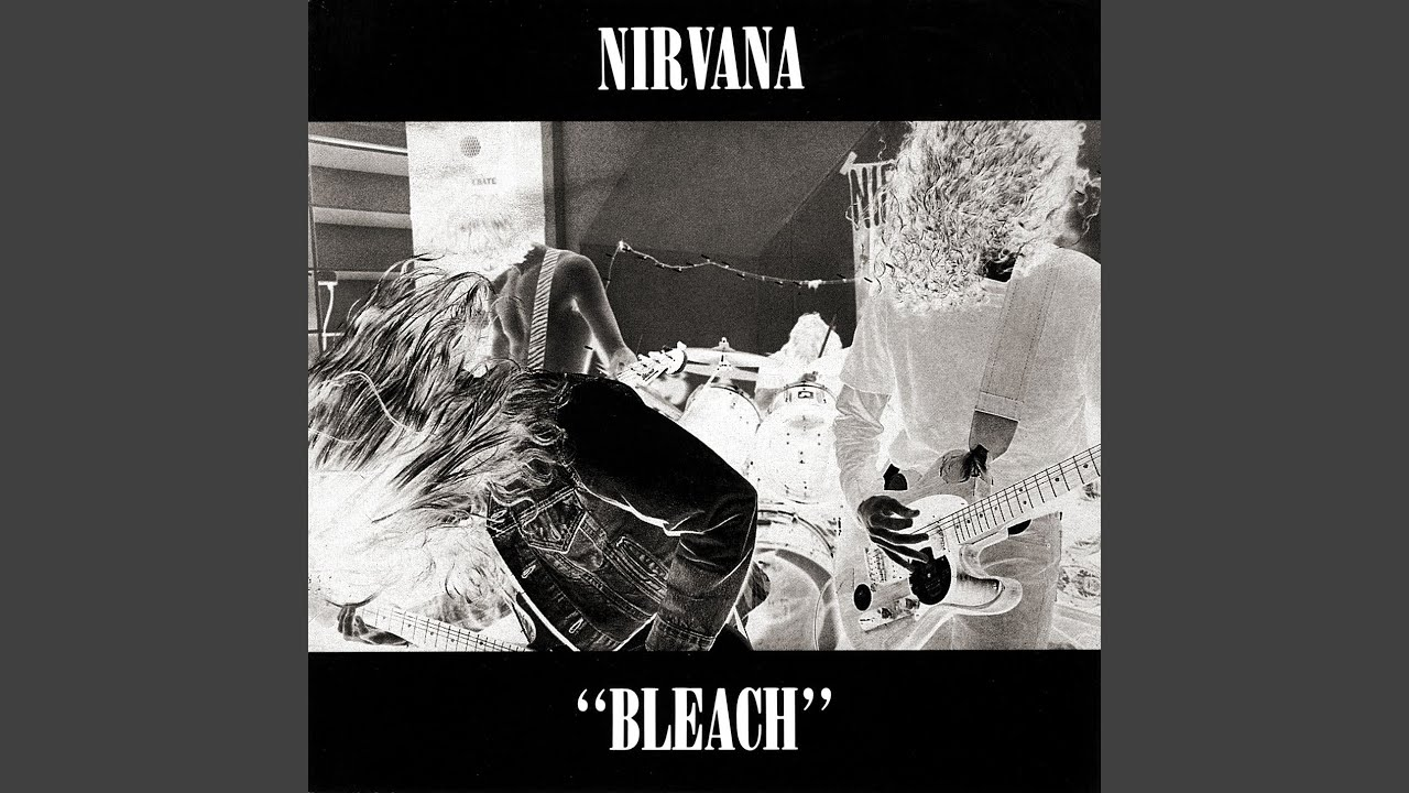 Nirvana's Bleach is still as potent after 30 years