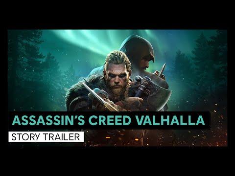Assassin's Creed Valhalla : Story Trailer [OFFICIEL] VOSTFR
