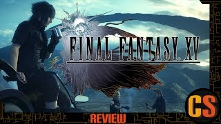 FINAL FANTASY XV - REVIEW (Video Game Video Review)