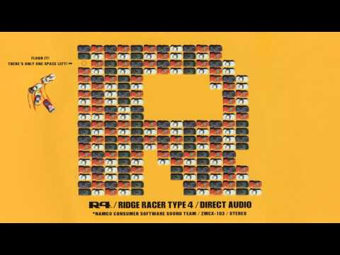 16  The Objective  R4  Ridge Racer Type 4  Direct