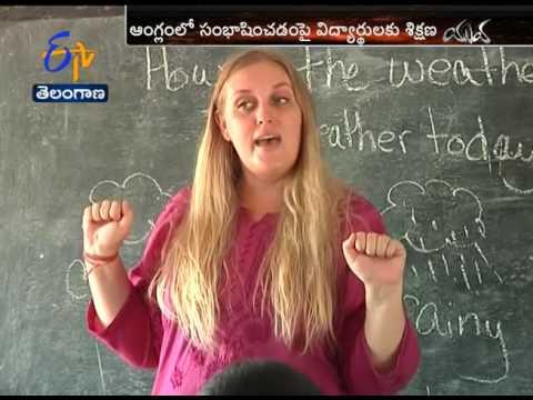 American Teacher Micah Hyman  | Teach English to Govt Students | Yuva