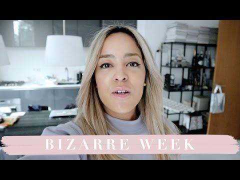 BIZARRE WEEK & WEEKENDJE ROTTERDAM - Jamie Li VLOG #21