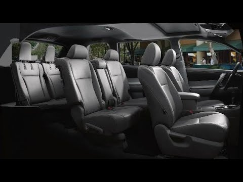 toyota 4runner captains chairs chair pillow walmart don t show your friends 2017 2018 highlander seating comfort cup holders storage overview