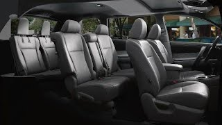 Don't Show Your Friends  2017/2018 Toyota Highlander Seating Comfort, Cup holders, Storage Overview