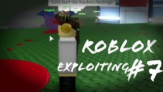 KID GETS TRIGGERED ON ROBLOX POKEMON UNIVERSE | ROBLOX EXPLOITING #7