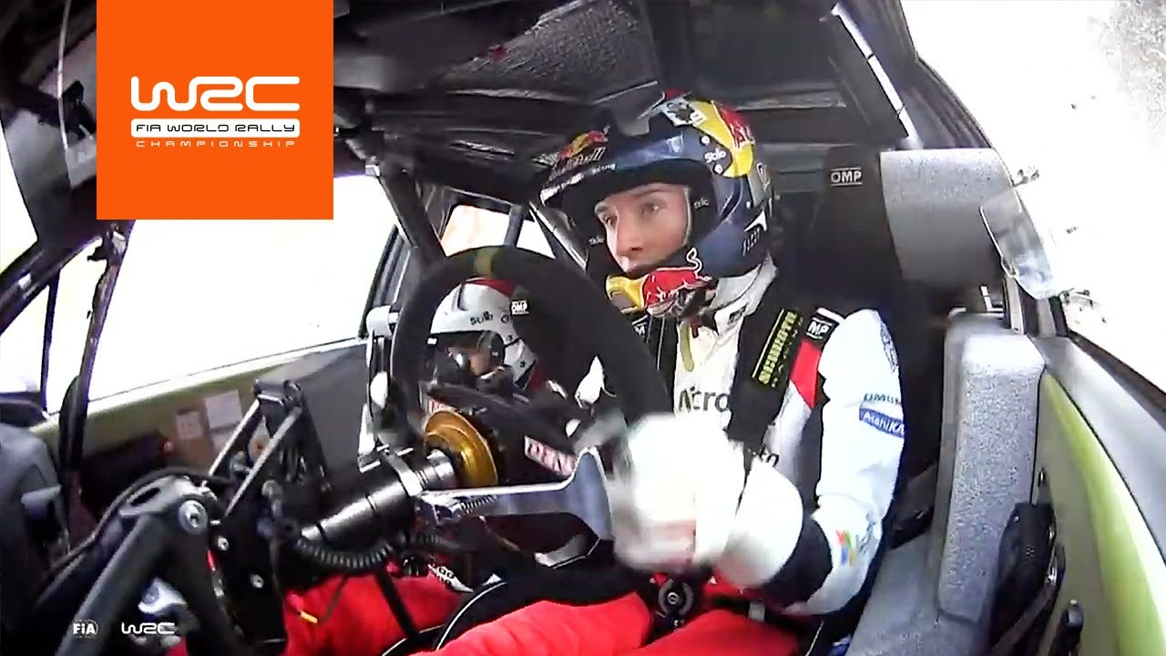 WRC - Rally Sweden 2020: Highlights Stage 8 (SS7)