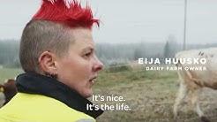 Eija Huusko   Valio ltd - A dairy cooperative owned by Finnish farmers