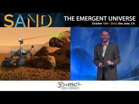 The Origin of Life and Consciousness:  Bruce Damer