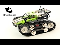 Lego Technic 42065 RC Tracked Racer - Lego Speed Build