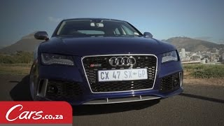 Audi RS7 Video Review - Acceleration, Noise and Power