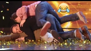 the best top 5 funniest comedians on britains got talent