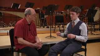 ASO Composer Interviews with Charles Zoll