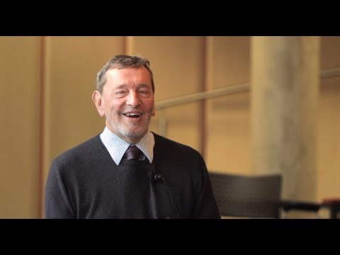 David Blunkett on Nelson Mandela, a cure for his blindness, and why he didn't become PM