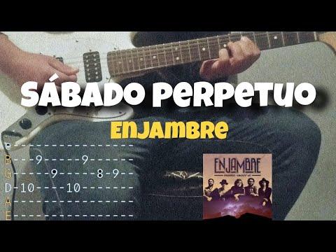 Sábado Perpetuo - Enjambre (Guitar Cover & Tab)