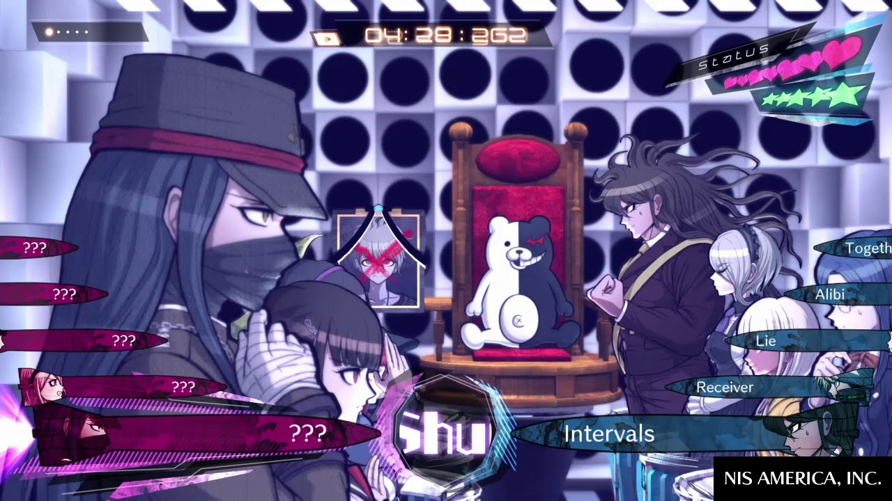Danganronpa V3 (Chapter 1 Class Trial) Scrum Debate