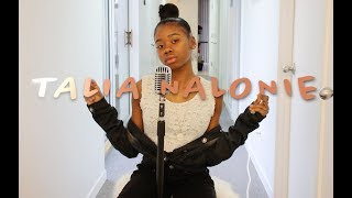 Talia Nalonie - Almost Is Never Enough (Ariana Grande cover)