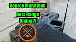 Source Munitions: Best 9mm Ammo For The Range?