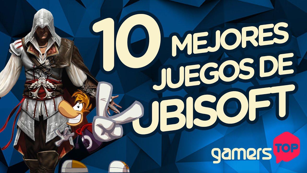 Gamers Top 10 Mejores Juegos De Ubisoft Youtube