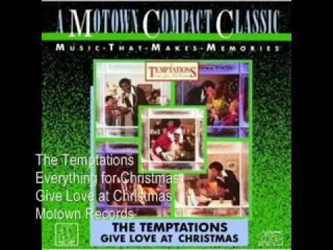 The Temptations - Everything for Christmas