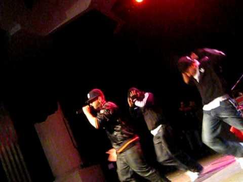 Private Dancer- Danny Fernandes Ft. Belly Saskatoon (LIVE)