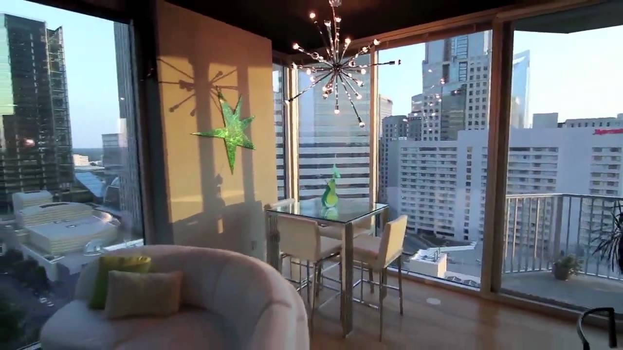 Avenue condo Uptown Charlotte YouTube