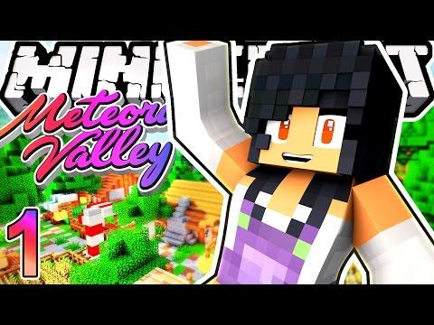 Valley of Secrets | Meteora Valley Ep.1 [Minecraft Roleplay]