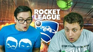 Jani vs Pisti: Rocket League