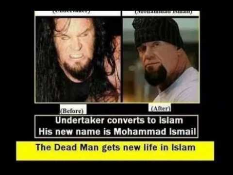 Under Taker | Uner Taker Converted The Islam