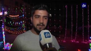 زينة رمضان تعبر عن مظاهر احتفالية خلال الشهر الفضيل