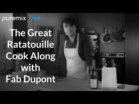 The Great Ratatouille Cook Along With Fab Dupont