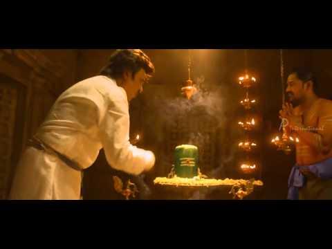 Lord Siva Thandavam (Damad Damad) Scene in Linga