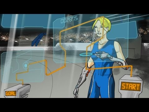 Powered Arm Prosthesis first concept video
