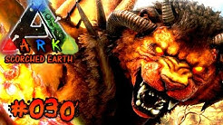 MANTICORE Endboss | ARK Scorched Earth #030