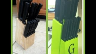 Giy Knife Block/holder!