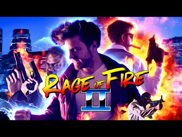 RAGE OF FIRE 2 [Full Movie]