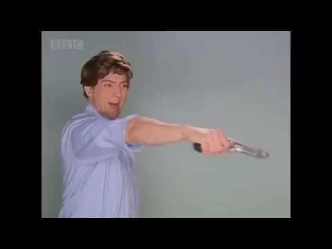 Michael Jackson kitchen gun