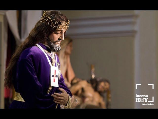 Cuaresma 2017: Los fieles refrendan su devoción por el Cautivo de Medinaceli con motivo de su solemne besapié