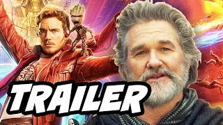 Guardians Of The Galaxy 2 Trailer 2 Breakdown - Ego The Living Planet