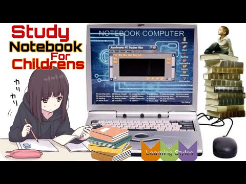 Notebook Computer for kids | Laptop for kids | Gaming ,Study, knowledge all type laptop | P17 TOYS