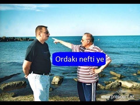 HEYDƏR ƏLİYEVsiz Azərbaycan 14 və ya İlham Əliyev atasına necə rəhmət oxutdurur?