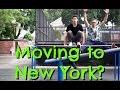 Concrete Jungle | Moving To New York? | MATT AND BLUE